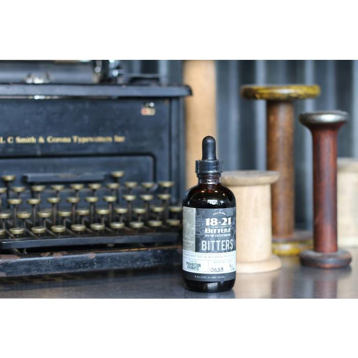 18.21 Prohibition Bitters, 4 oz.