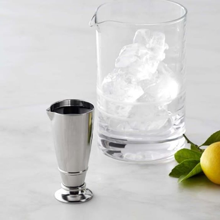 Crafthouse Jigger, 1/8oz - 2oz, Stainless Steel