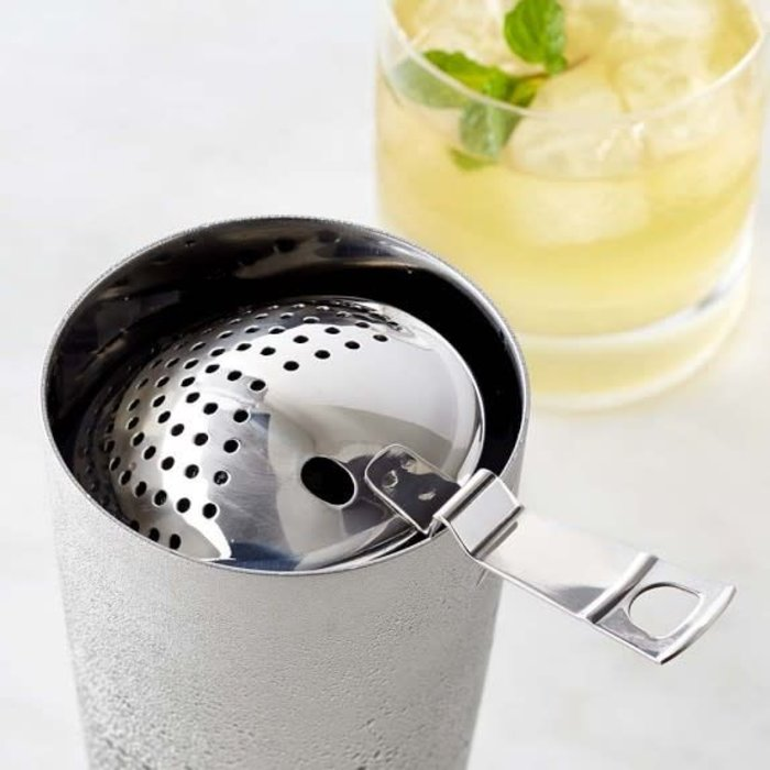 Crafthouse Julep Strainer, Stainless Steel