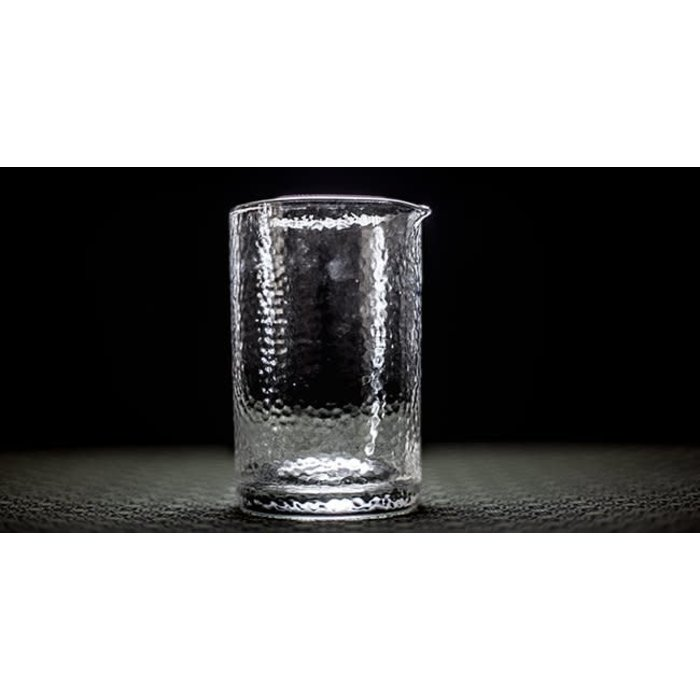 Standard Spoon Hammered Mixing Glass, 14oz