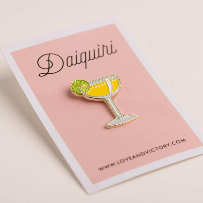 Love & Victory Daiquiri Pin