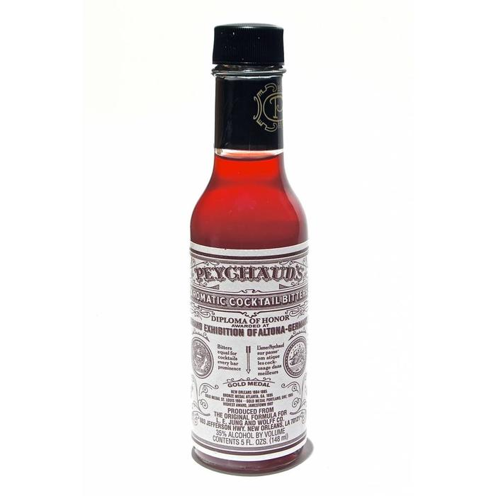 Peychaud's Aromatic Cocktail Bitters, 5 oz.