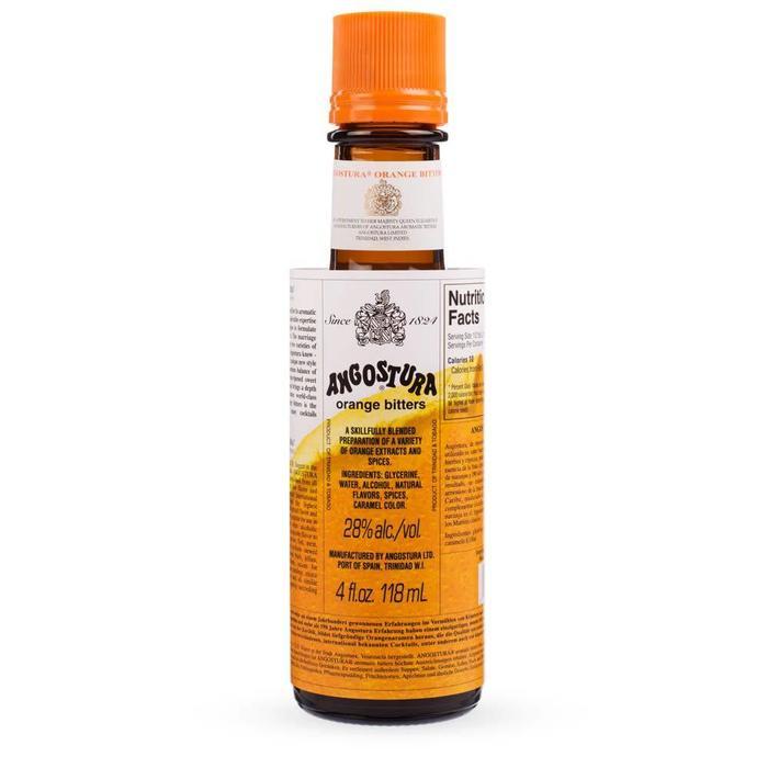 Angostura Orange Bitters, 4 oz.