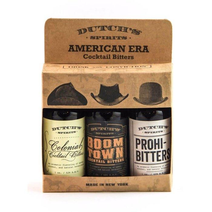 Dutch's Spirits American Era Variety Pack, 3x 1oz