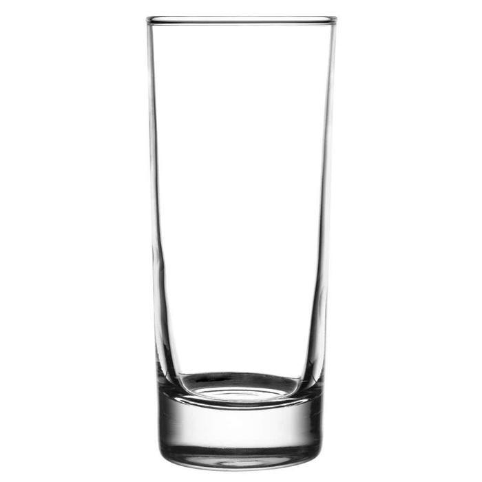 Heavy Sham Highball Glass, 12 oz.
