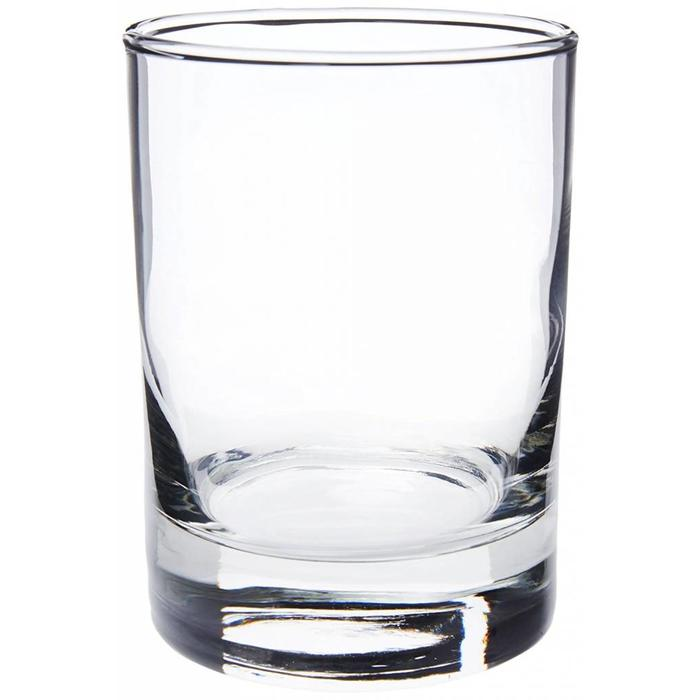 Heavy Sham D.O.F. Glass, 10 1/2 oz.