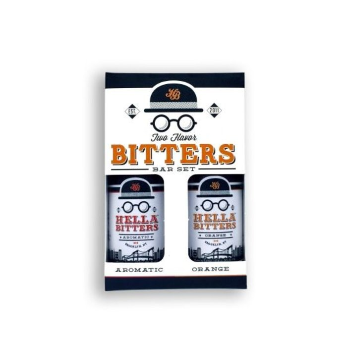 Hella Bitter Salt & Pepper Pack