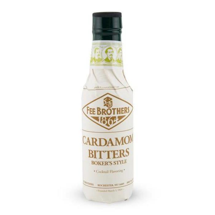 Fee Brothers Cardamom Bitters, 5 oz.