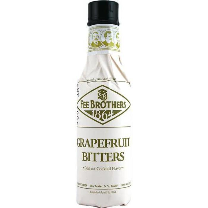 Fee Brothers Grapefruit Bitters, 5 oz.
