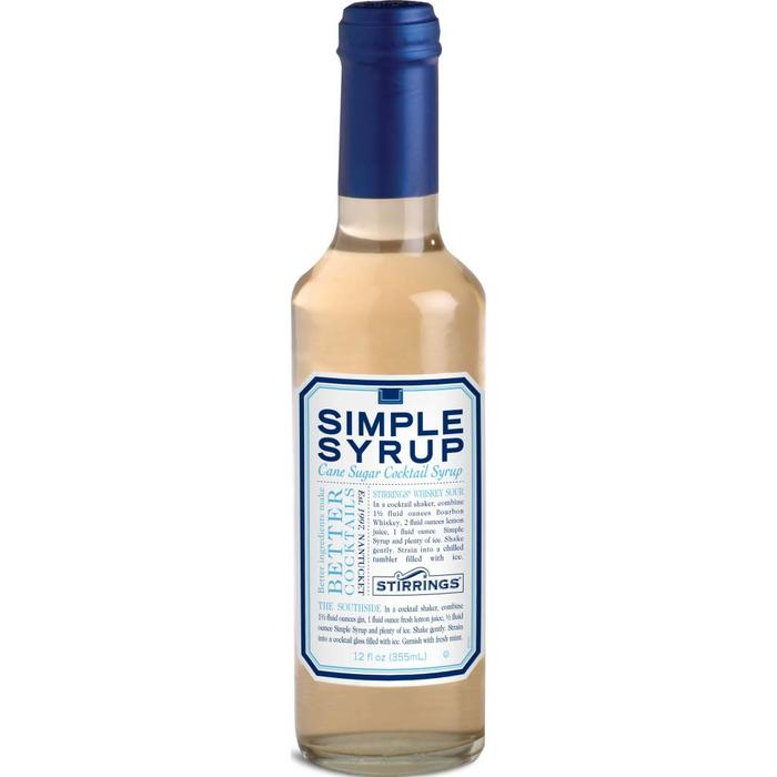 Stirrings Simple Syrup, 12 oz.