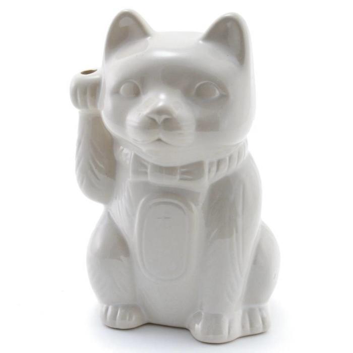 Neko Cat Tiki Mug, 14 oz.