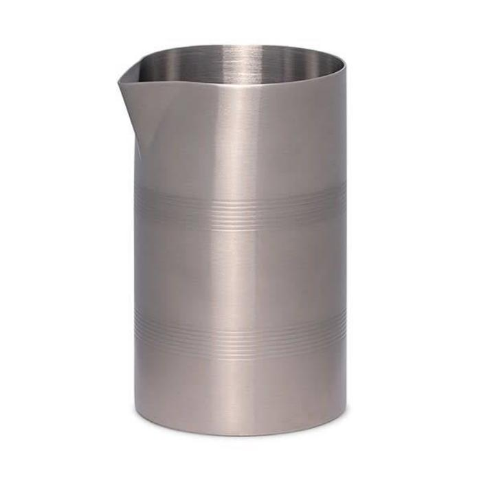 Mixtin Stirring Tin, 625ml, Brushed Stainless