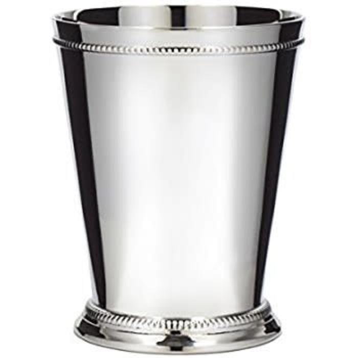 Nickel Plated Julep Cup, 12oz.