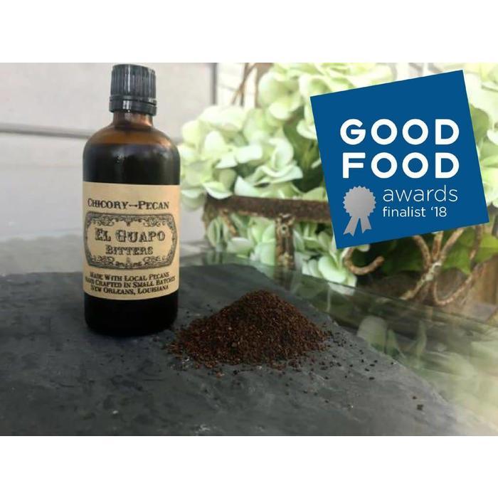EL Guapo Chicory Pecan Bitters, 100ml