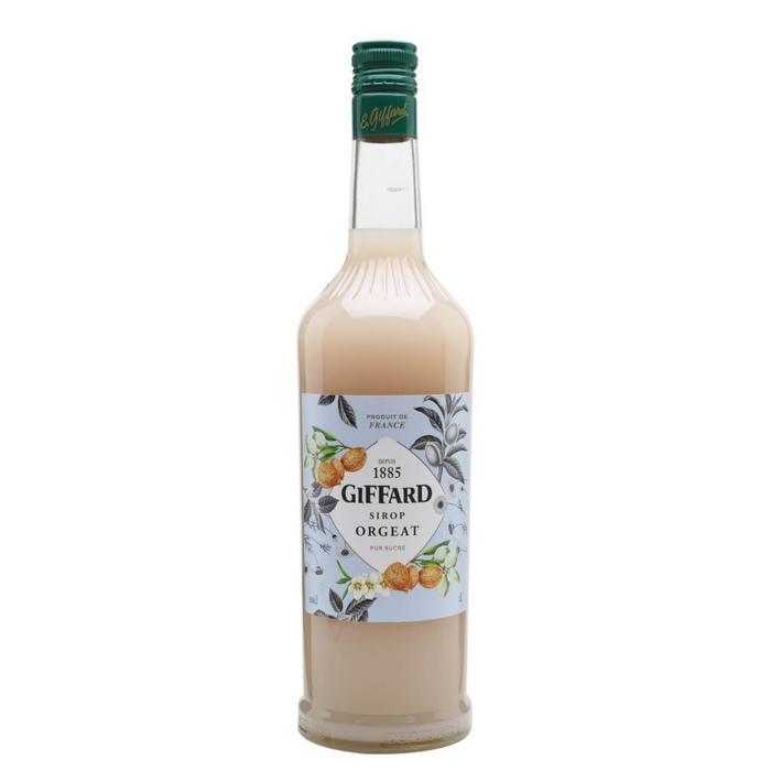 Giffard Orgeat Syrup, 1 Litre