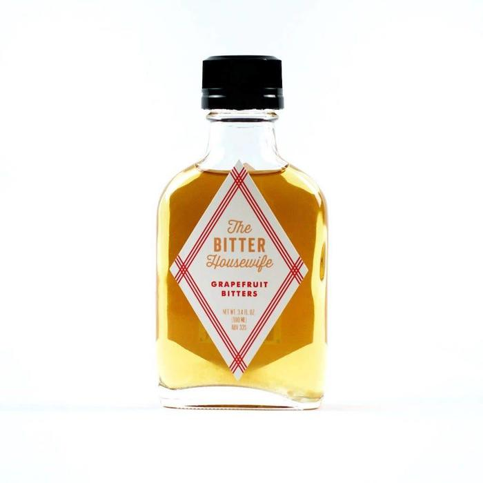 The Bitter Housewife Grapefruit Bitters, 100ml.