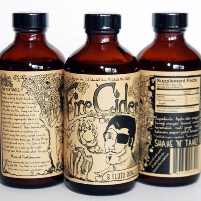Fire Cider, 8oz.
