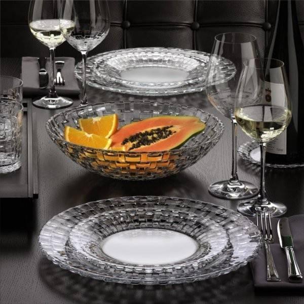 Bossa Nova Dinnerware set of 4 ... & Bossa Nova Dinnerware Set of 4 - Timeless Table