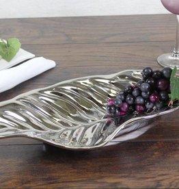 Ceramic Leaf Tray
