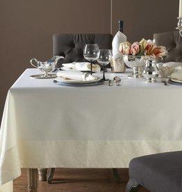 Geneva Cream Tablecloth 70 X 144