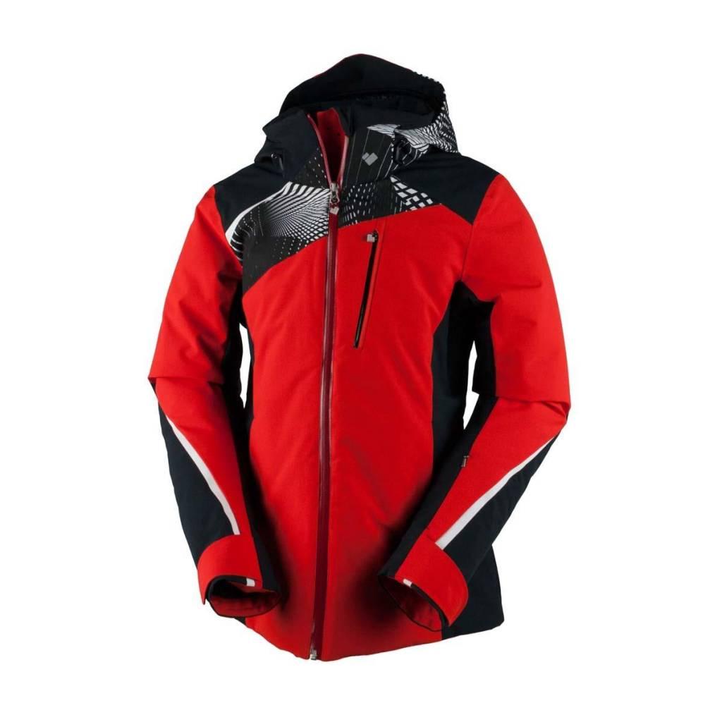 Obermeyer Kitzbuhel Jacket Crimson 6