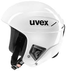 UVEX RACE + ALL WHITE 55-56