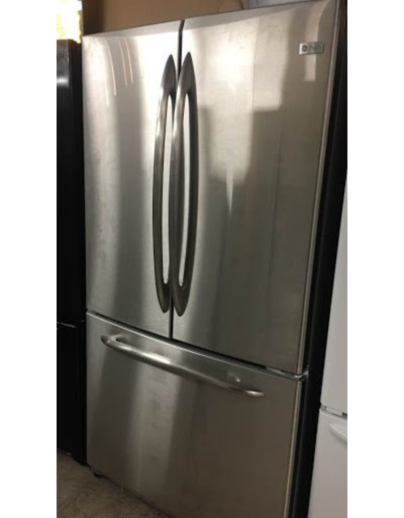 Ge Profile Sale Item Stainless French Door Fridge By Ge Profile