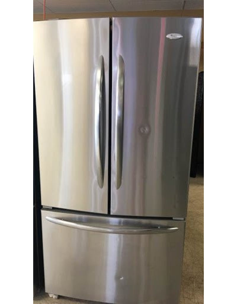 Whirlpool Gold Whirlpool Gold French Door Refrigerator In Stainless