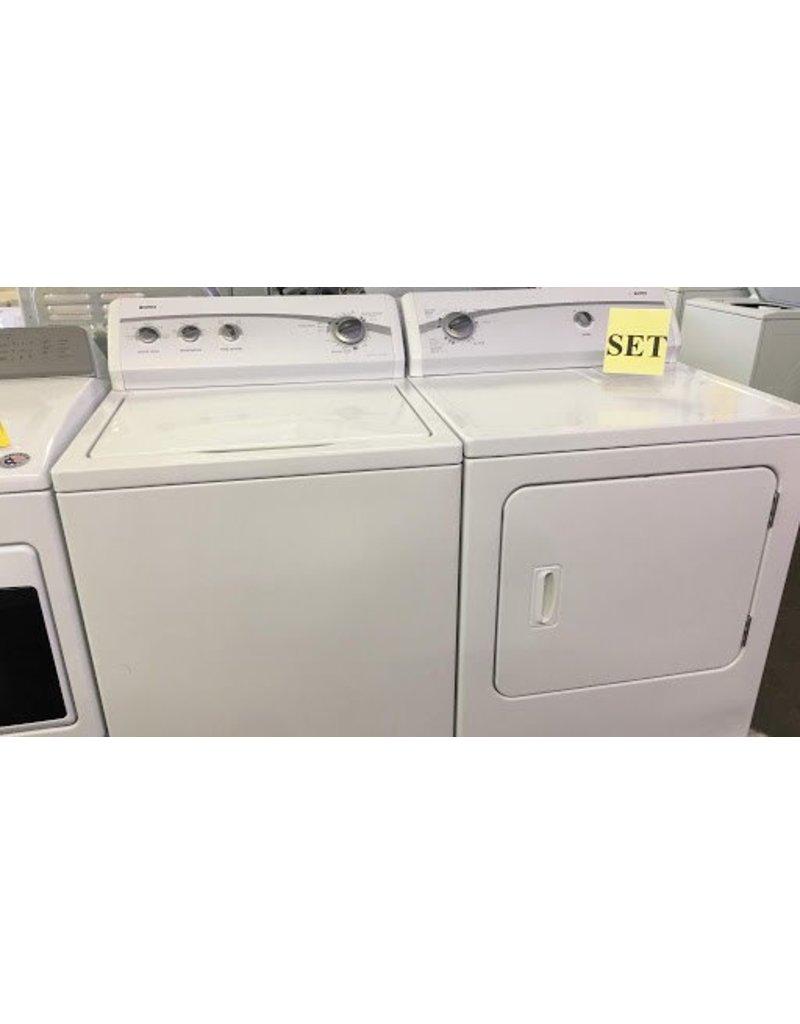 kenmore 500 dryer. KENMORE 500 SERIES TOP LOAD WASHER \u0026 DRYER Kenmore Dryer D