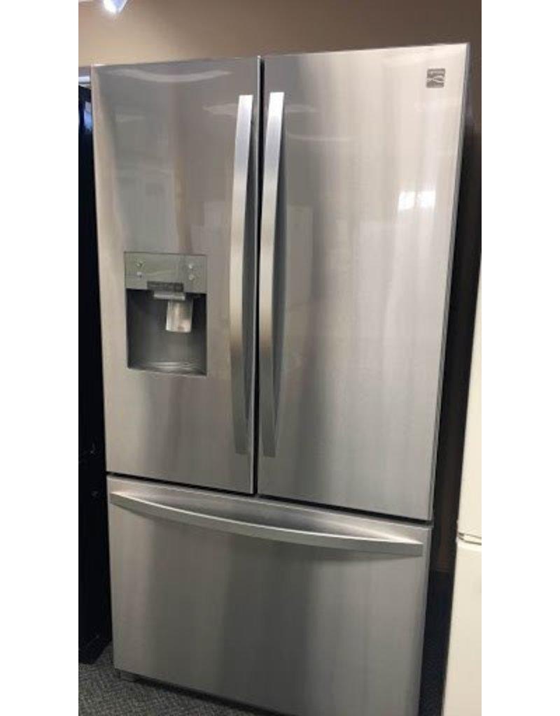 Kenmore New Kenmore French Door Refrigerator Wice Water Dispenser