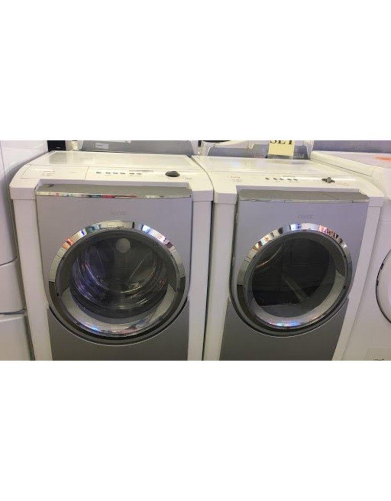 bosch 800 series washer. BOSCH NEXXT 800 SERIES FRONT LOAD WASHER \u0026 MATCHING DRYER Bosch Series Washer N