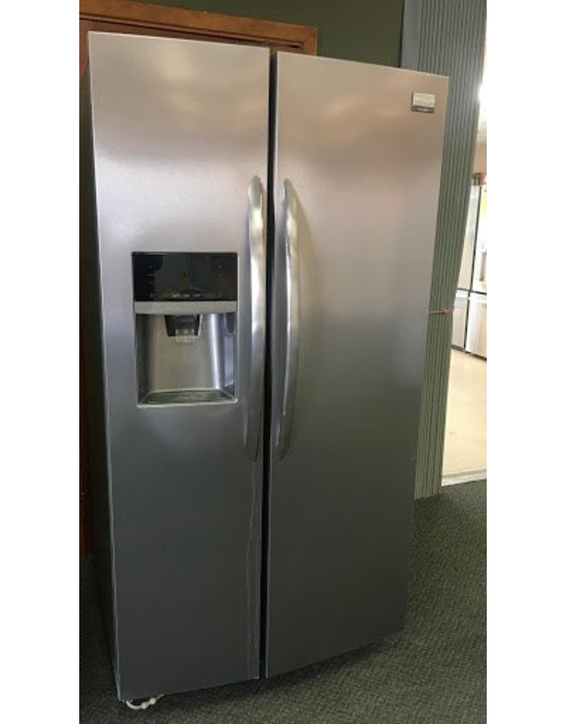 frigidaire gallery 2015 frigidaire gallery stainless steel side by