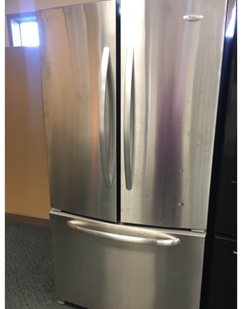 Whirlpool Gold Whirlpool Gold Stainless Steel French Door Fridge Wo