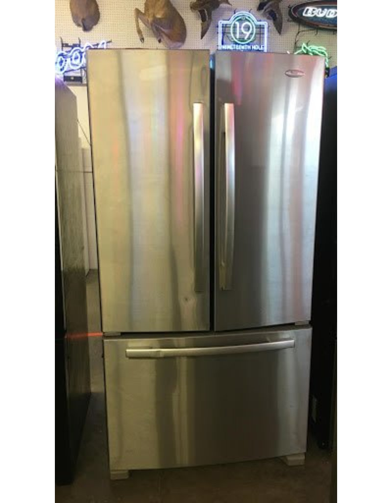 Whirlpool Gold Whirlpool Gold French Door Fridge In Stainless Steel