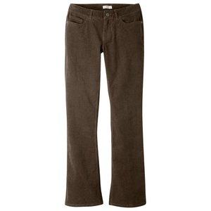 Mountain Khakis Canyon Cord Pant Slim Fit Womens Terra