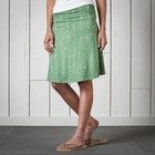 Toad & Co Chaka Skirt Womens Agave Talus Print