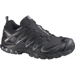 Salomon XA Pro 3D CS WP Mens Black/Black/Pewter