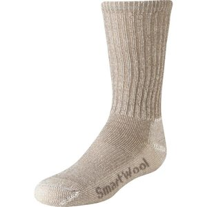 Hike Light Crew Sock Kids Taupe