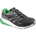 Salomon Sense Pulse Mens Black/White/Real Green