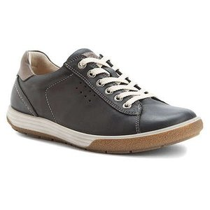 Ecco Chase II Lace Womens Black/Dark Clay