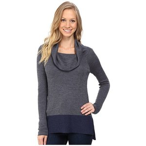 Toad & Co UPTOWN SWEATER DEEP NAVY