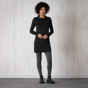 Aurora LS Dress Womens Black