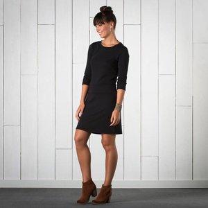 Toad & Co NIXI DRESS BLACK
