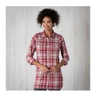 Toad & Co Lightfoot Tunic LS Womens House Red
