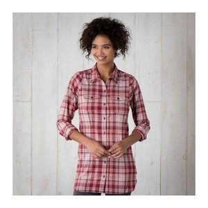 Lightfoot Tunic LS Womens House Red