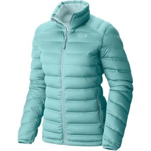 Mountain Hardwear Women's StretchDown Jacket Spruce Blue