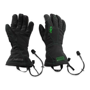 Outdoor Research OR Men's Luminary Sensor Gloves black/flash