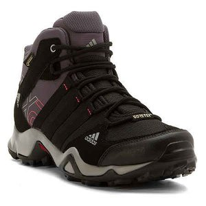 Adidas Outdoor WOMEN'S AX2 MID GTX W CARBON/BLACK/SHARP GREY
