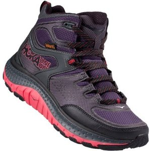 Hoka One One WOMEN'S TOR TECH MID WATER PROOF NIGHTSHADE / TEABERRY