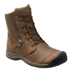 Keen Reisen Zip WaterProof Full-Grain Womens Belgian